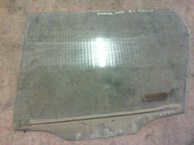 DAEWOO NUBIRA 99-03 Bal hátsó lejáróüveg / zöld / kombi / bontott alkatrész