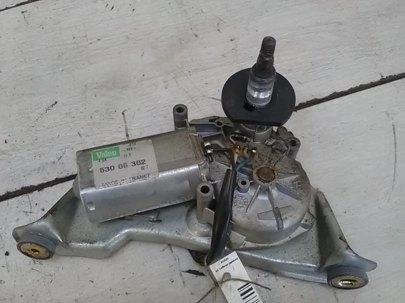 RENAULT MEGANE SCENIC 97-99 Ablaktörlő motor hátsó 5 ajtós bontott alkatrész