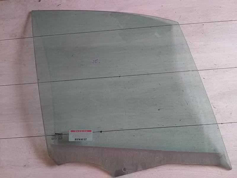 RENAULT SCENIC 03-06 Lejáróüveg jobb első bontott alkatrész
