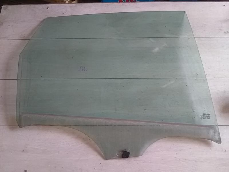 RENAULT SCENIC 03-06 Lejáróüveg jobb hátsó bontott alkatrész