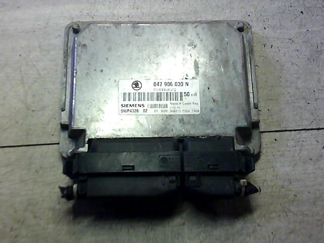 SKODA FELICIA 97- Motorvezérlő elektronika 1.3i bontott alkatrész