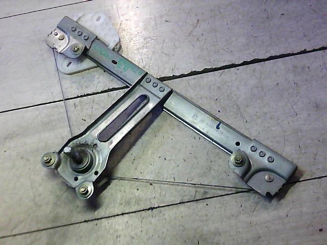 DACIA LOGAN 04.11-08.06 Bal hátsó ablakemelő szerkezet mechanikus bontott alkatrész