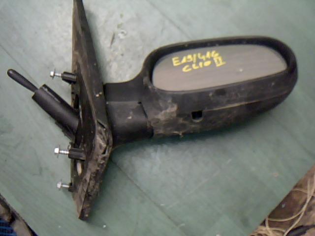 RENAULT CLIO 01-06 Jobb visszapillantó tükör mechanikus bontott alkatrész