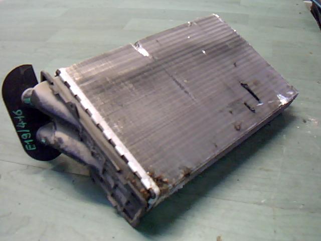 RENAULT CLIO 01-06 Fűtőmotor / fűtőventilátor bontott alkatrész