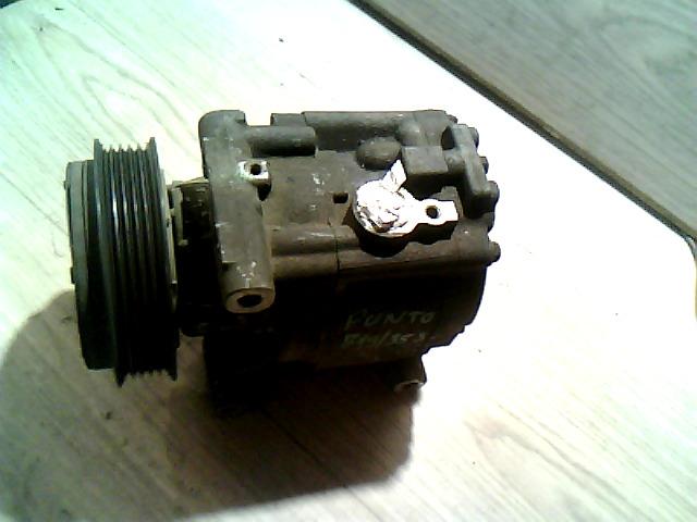 FIAT PUNTO III. Klímakompresszor bontott alkatrész