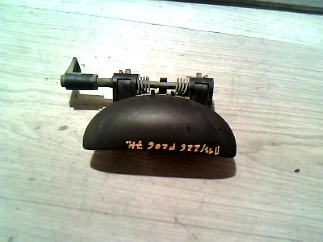 PEUGEOT 206 Jobb hátsó külső kilincs bontott alkatrész