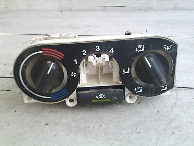OPEL ASTRA F 91-94 Fűtésvezérlő fűtésszabályzó konzol bontott alkatrész