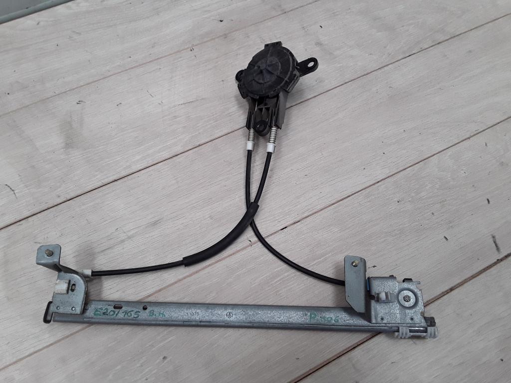 PEUGEOT 106 96- Bal hátsó ablakemelő szerkezet mechanikus bontott alkatrész