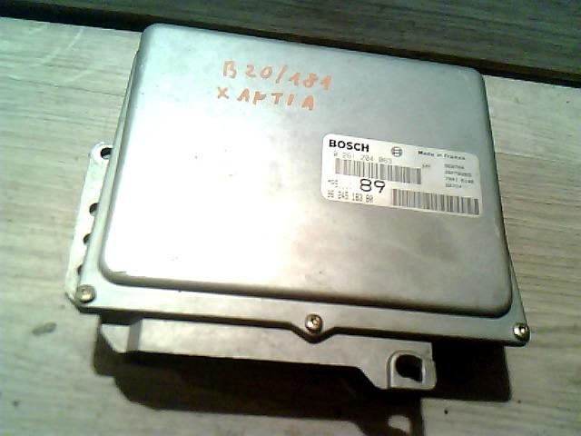 CITROEN XANTIA Motorvezérlő elektronika bontott alkatrész