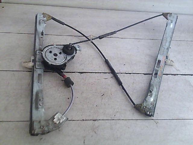 PEUGEOT 206 Jobb első ablakemelő szerkezet bontott alkatrész