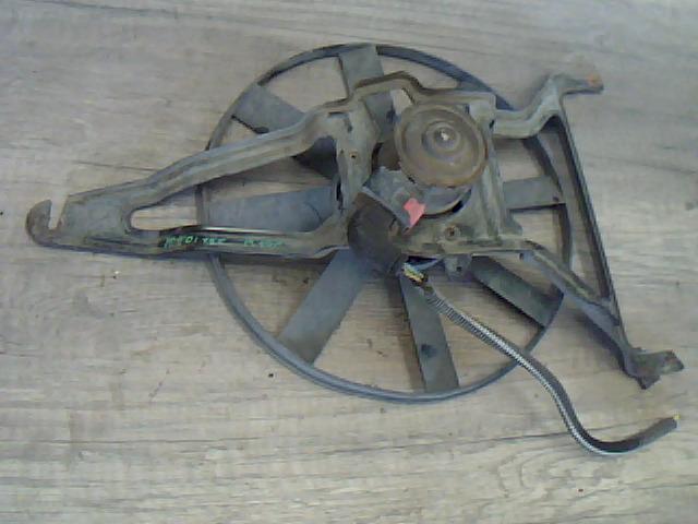 PEUGEOT 106 96- Hűtőventilátor bontott alkatrész