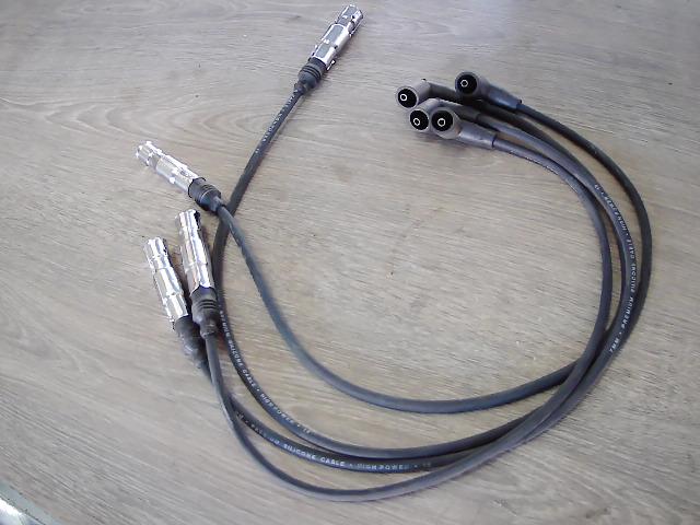 VW POLO IV. 99-02 Gyertyakábel garnitúra bontott alkatrész