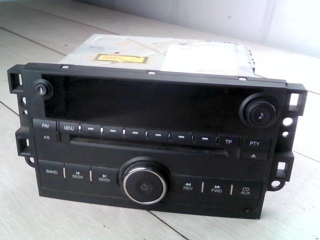CHEVROLET AVEO T250/255 06.01-11.12 Autórádió bontott alkatrész