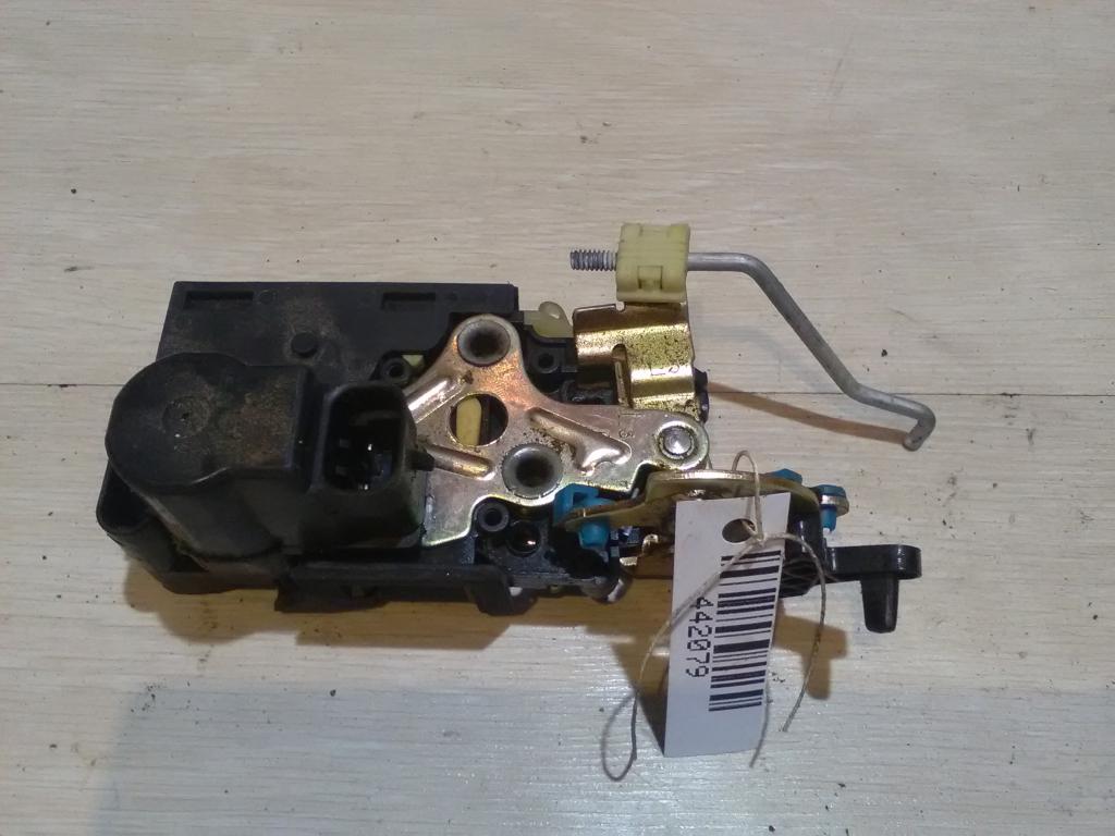 CHEVROLET AVEO T250/255 06.01-11.12 Ajtózár bal hátsó bontott alkatrész