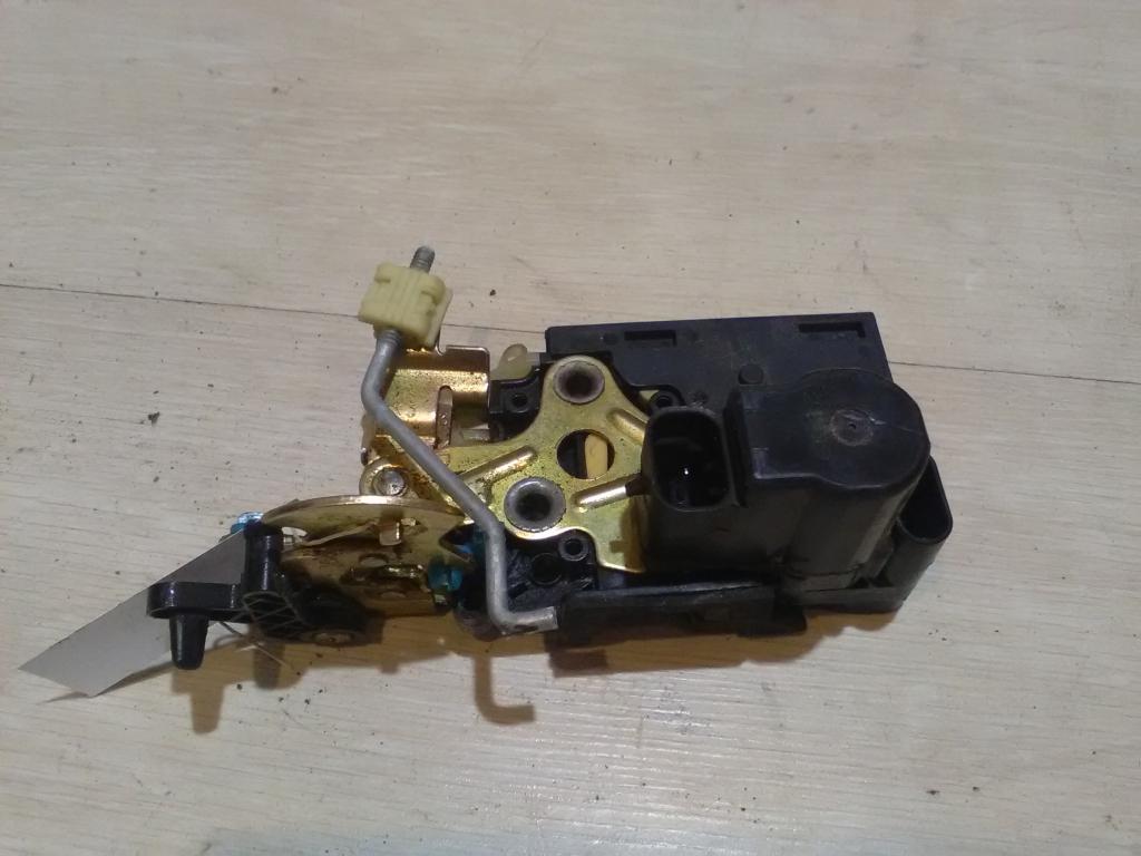 CHEVROLET AVEO T250/255 06.01-11.12 Ajtózár jobb hátsó bontott alkatrész