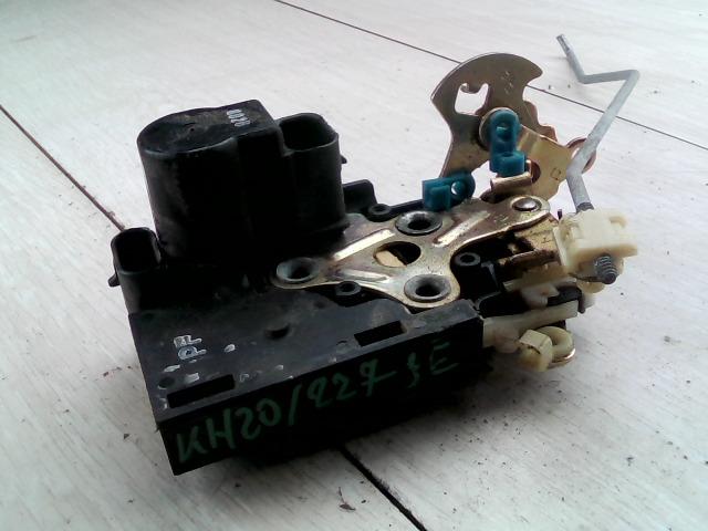 CHEVROLET AVEO T250/255 06.01-11.12 Jobb első ajtózár elektrormos bontott alkatrész