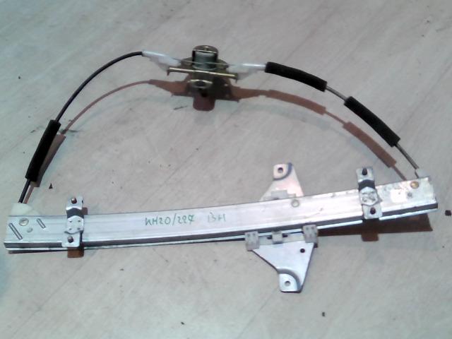 CHEVROLET AVEO T250/255 06.01-11.12 Bal hátsó ablakemelő szerkezet bontott alkatrész