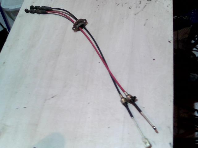 CHEVROLET AVEO T250/255 06.01-11.12 Váltóbowden pár bontott alkatrész