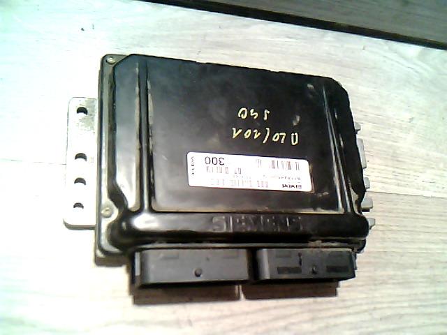 VOLVO S40 Motorvezérlő elektronika bontott alkatrész