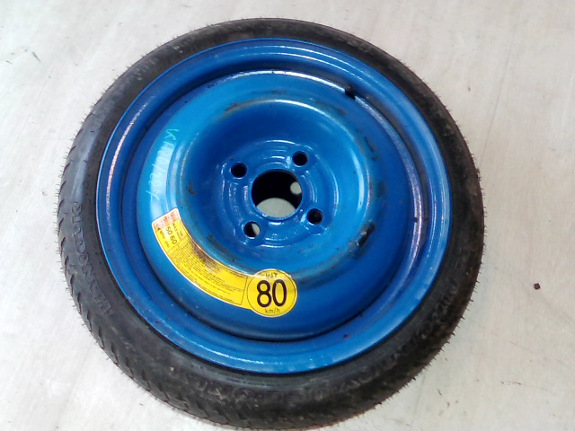 CHEVROLET AVEO T250/255 06.01-11.12 Pótkerék  t105/70 r14 bontott alkatrész