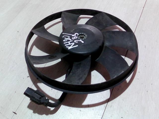 HYUNDAI Accent 00-03 Vízhűtő ventilátor, bontott alkatrész