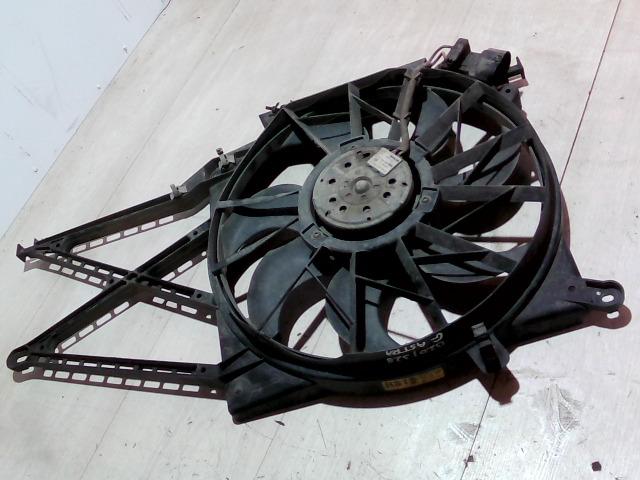 OPEL ASTRA G 97-04 Hűtőventilátor bontott alkatrész