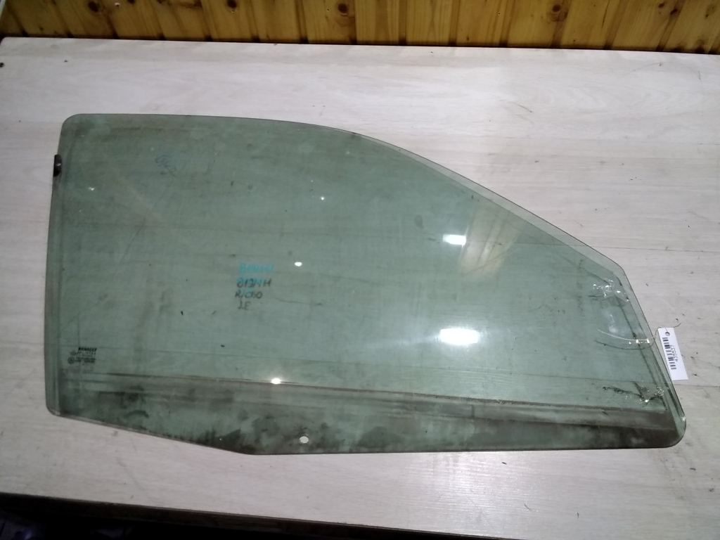 RENAULT CLIO 98-01 Jobb első lejáró üveg bontott alkatrész