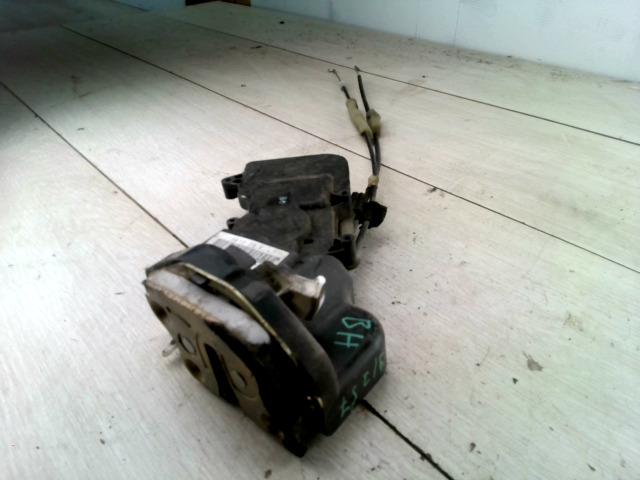 MAZDA 2 03.04-07.11 Bal hátsó ajtózár elektromos bontott alkatrész