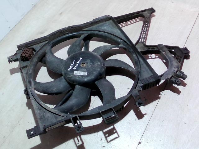 OPEL CORSA C 00-06 Vízhűtő ventilátor. bontott alkatrész
