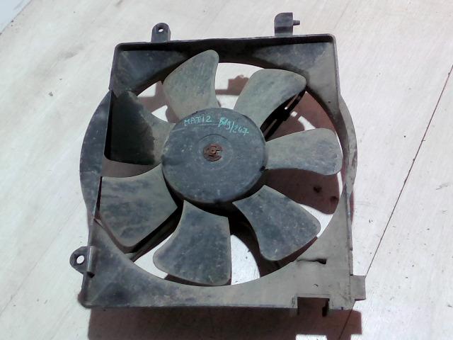DAEWOO MATIZ 98-01 Vízhűtő ventilátor. bontott alkatrész