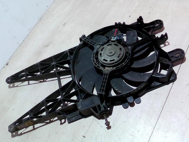 FIAT PUNTO III. Vízhűtő ventilátor. bontott alkatrész