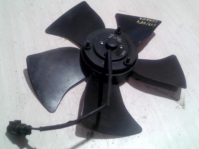 DAEWOO Evanda Hűtőventilátor motor bontott alkatrész