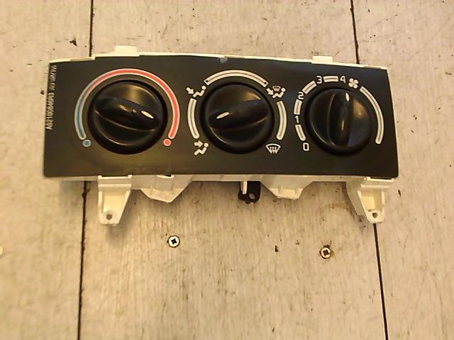 RENAULT MEGANE 95-99 Fűtés vezérlő panel bontott alkatrész
