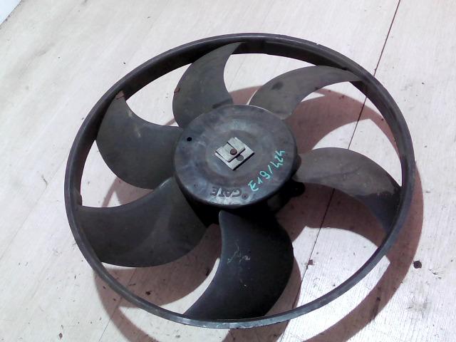 DACIA LOGAN 04.11-08.06 Vízhűtő ventilátor bontott alkatrész