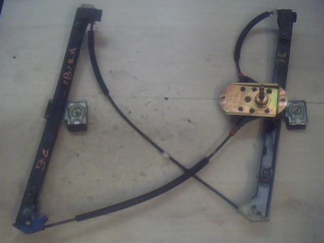 SEAT IBIZA 99- Jobb első mechanikus ablakemelő szerkezet bontott alkatrész