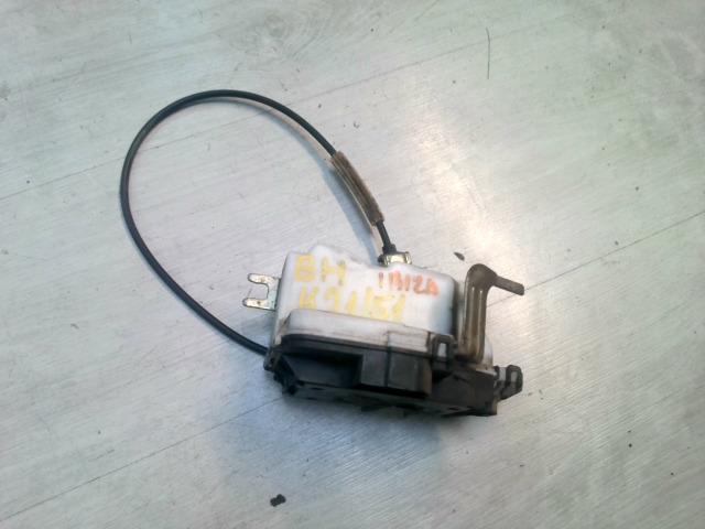 SEAT IBIZA 99- Bal hátsó ajtózár mechanikus bontott alkatrész