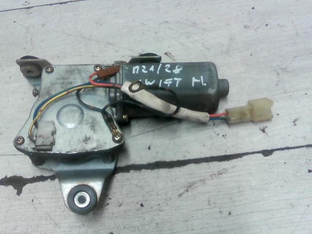 SUZUKI SWIFT 89-96 Hátsó ablaktörlő motor bontott alkatrész