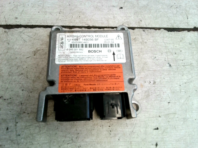 FORD FOCUS 04- Légzsákvezérlő elektronika bontott alkatrész