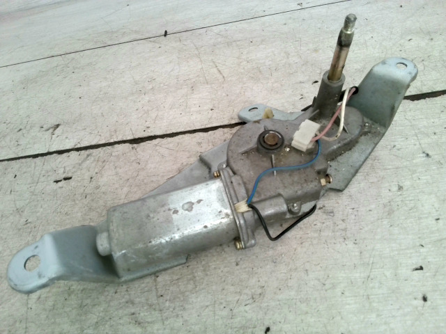DAEWOO MATIZ 01-05 Hátsó ablaktörlő motor bontott alkatrész