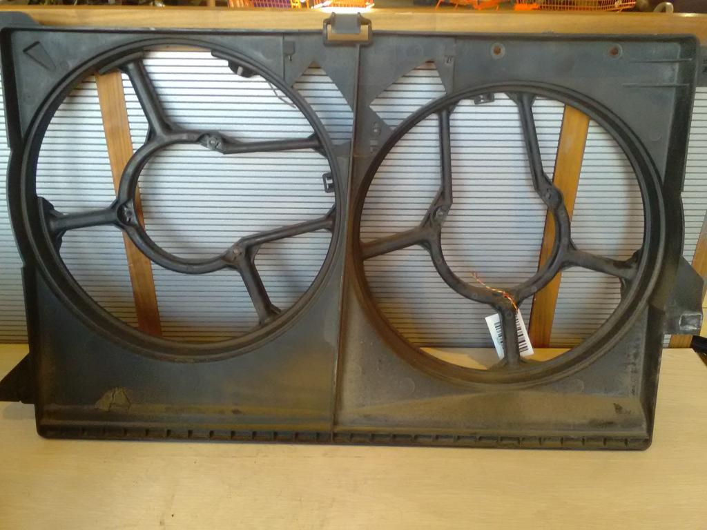 OPEL VECTRA C 01-05 Hűtőventilátor keret bontott alkatrész