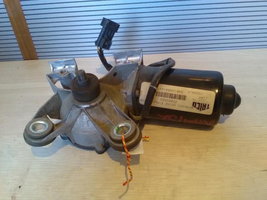 OPEL VECTRA C 01-05 Ablaktörlő motor bontott alkatrész