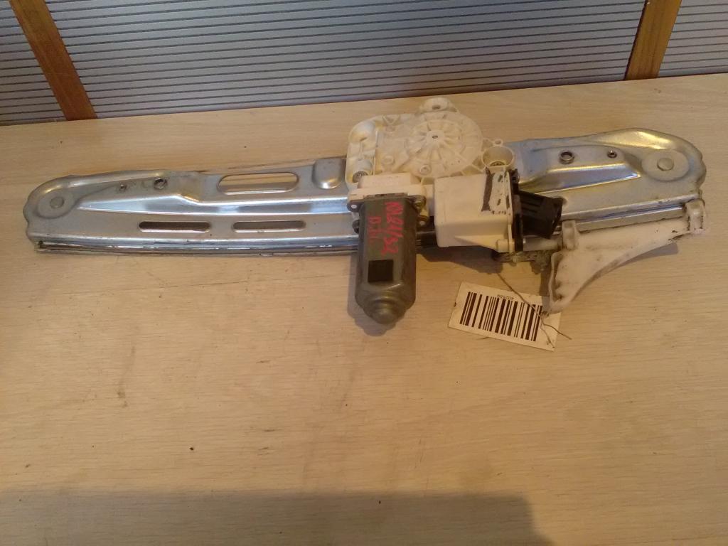 OPEL VECTRA C 01-05 Bal hátsó ablakemelő szerkezet bontott alkatrész
