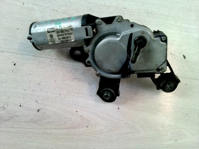 VW GOLF IV. Hátsó ablaktörlő motor bontott alkatrész