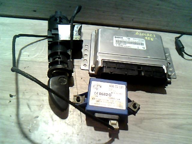 ALFA ROMEO 156 97-03 Gyújtáskapcsoló motorvezérlővel indításgátlós bontott alkatrész