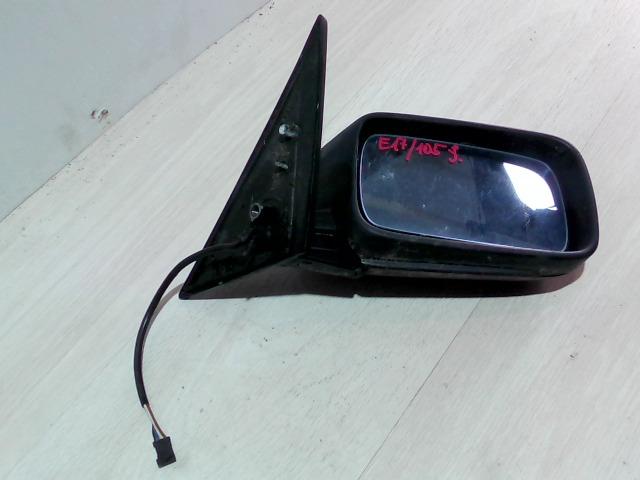 BMW E34 87-96 Bal oldali visszapillantó tükör bontott alkatrész