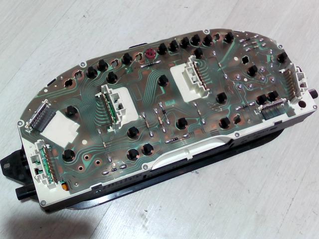MEGANE 95-99 Bontott Kilométeróra Alkatrész