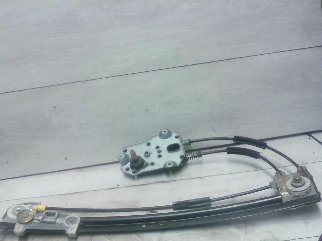 BMW E39 95-03 Bal hátsó ablakemelő szerkezet bontott alkatrész