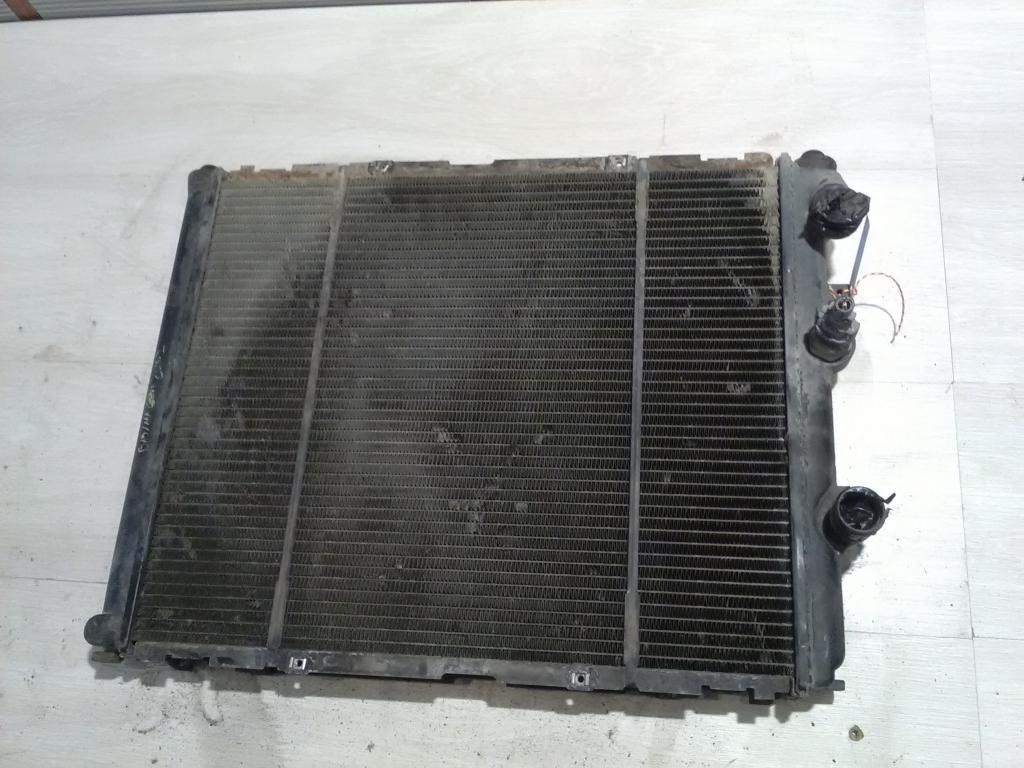 CLIO 98-01 Bontott Vízhűtő, Alkatrész