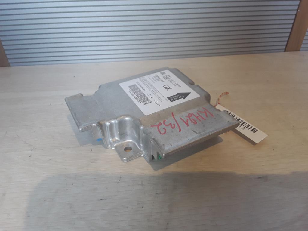OPEL VECTRA C 01-05 Légzsák vezérlő elektronika bontott alkatrész