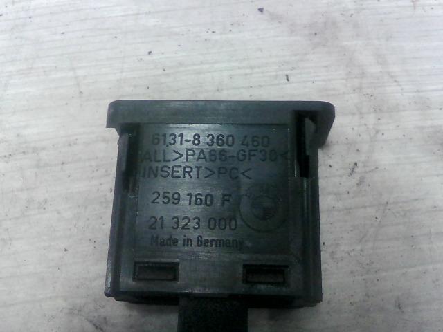 E39 95-03 Bontott Fényszórómagasság állító kapcsoló Alkatrész